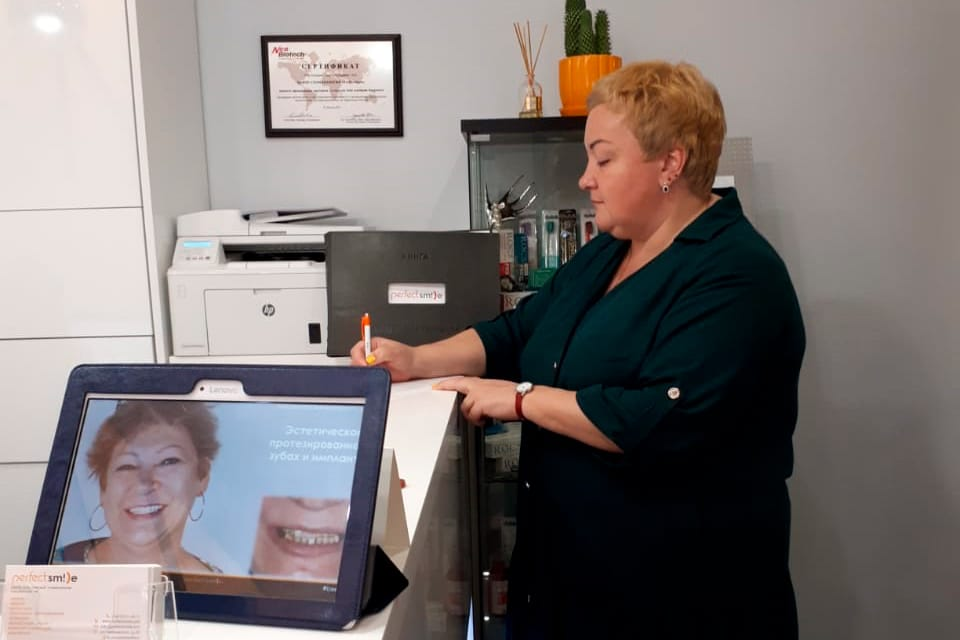 Новый партнер - стоматология «ЭФА»