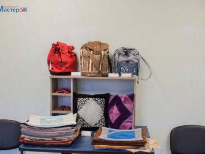 Освоение швейного дела