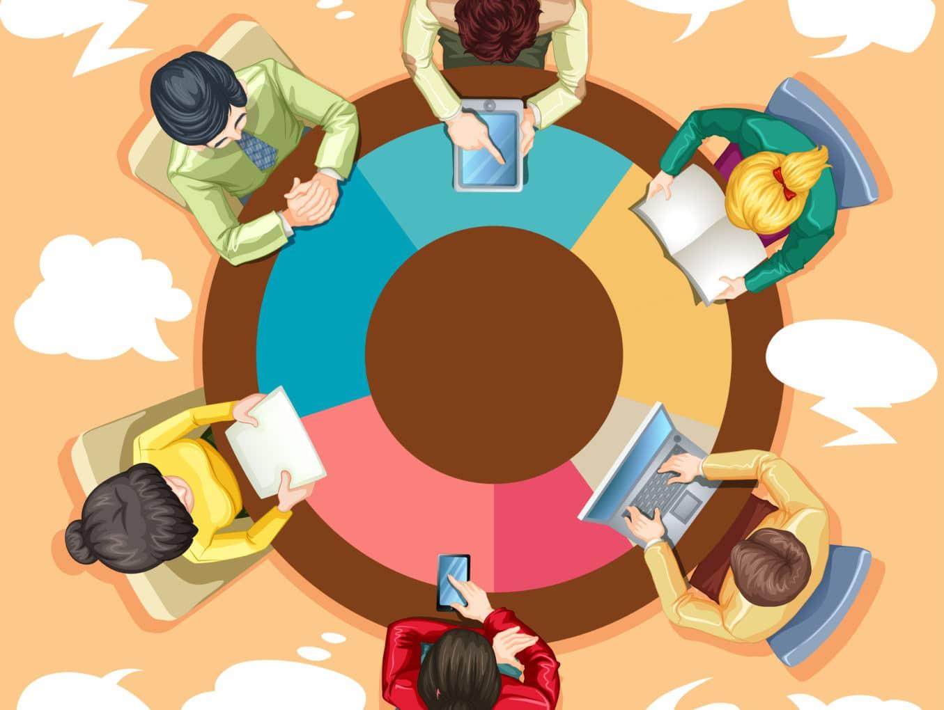 Круглый стол «Создание условий для возможности реализации инвалидами права на труд»
