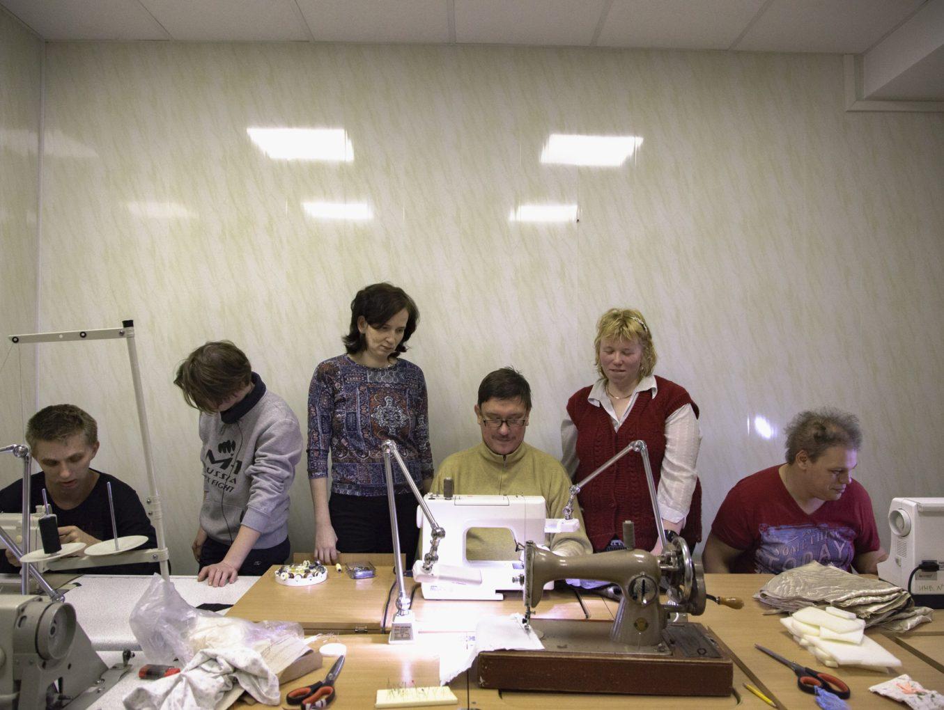 Швейная мастерская ждет новых сотрудников
