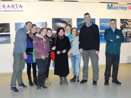 Экскурсия в музей современного искусства «Эрарта»